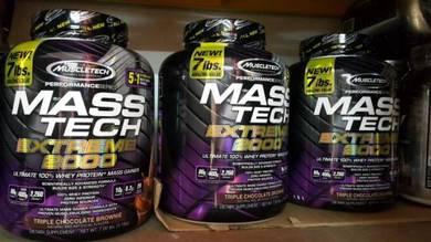 Muscletech mass tech extreme 2000 mass gainer