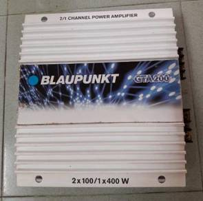 Car Amplifiers for Sales