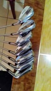 Golf Iron Set Titleist MB710