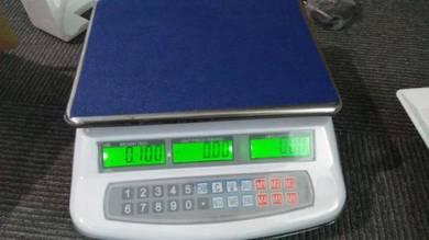 Digital Price computing scale 30kg timbang 2 in 1