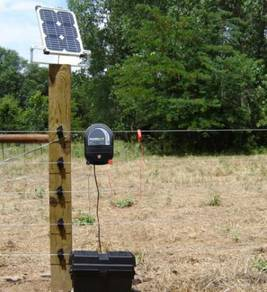 Solar Electric Fence Patriot - 10 KM Package