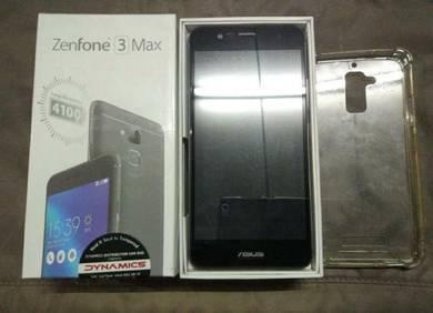 Zenfone 3 max 3gb ram 32gb rom.