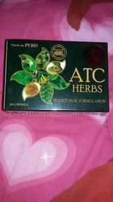 ATC HERBS Traditional Formulation made in Peru