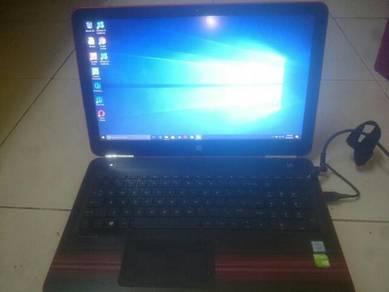 Laptop hp pavilion int6el core i5