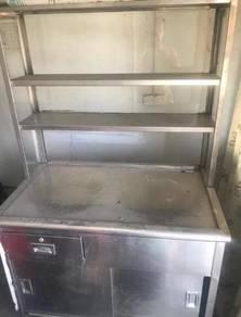 Dapur dan Kabinet Steel, Langsam 2 Peralatan.