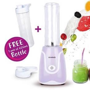 Khind BL600P Healthy Personal Blender Free Tumbler