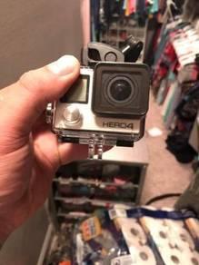 Camera Gopro 4 Silver