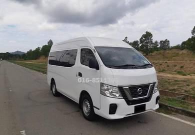 Bus Van Rental Kota Kinabalu Tour Travel Entourage