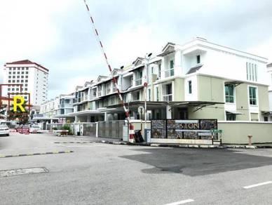 ASTON VILLA 3 Storey Terrace House Land 24 x 72 Bukit Mertajam