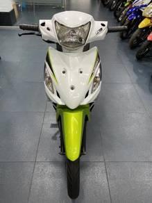 Suzuki Smash Fi (1 Owner Used,Loan Senang Lulus)