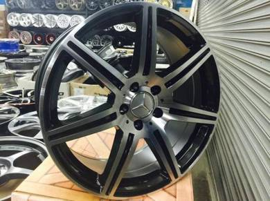 USED Mercedes amg design 19rim w202 w204 w210 w211