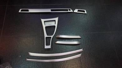 BMW E90 silver interior trims