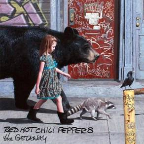 The Red Hot Chili Peppers The Getaway 160g 2LP