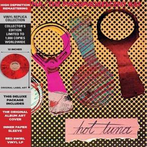 Hot Tuna The Phosphorescent Rat LP (Red Swirl Viny