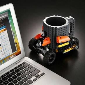 Lego brick coffee Mug / Cawan lego 10