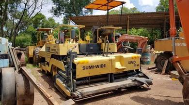 One unit sumitomo paver HA 60 for sale