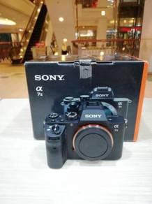 Sony a7 ii body - 99% new (sc 6k only)