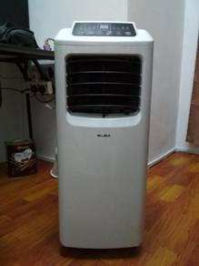 ELBA Portable Air Conditioner (EPAC-D3910-WH)
