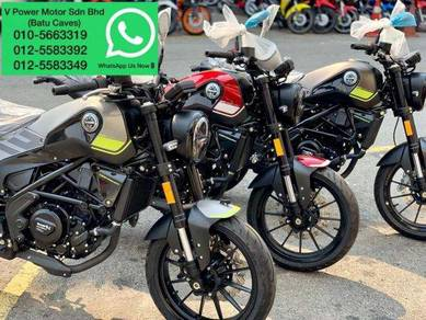 Benelli Leoncino 250 SE ABS (Ready Stock)