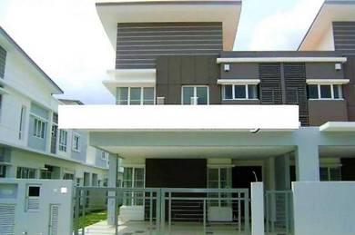 Cyberjaya 22x85 double storey rebate 13% Cach back 30k 3min to highway