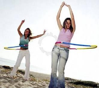 Spring Fitness Hula Hoop