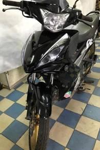 Yamaha 135lc es clutch