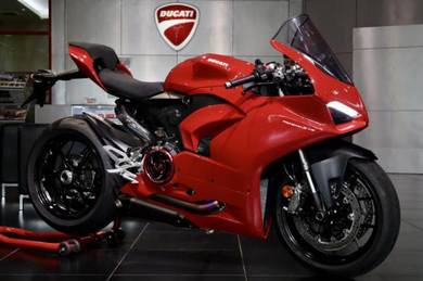 Ducati Panigale V2(Free Airbag Jacket & Exhaust)