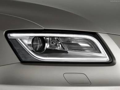 Audi Q5 Facelift Head lamp
