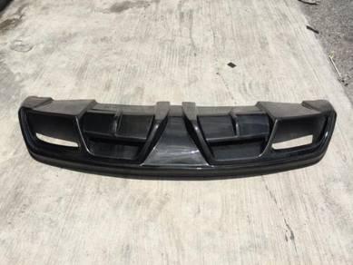 Mercedes benz W117 CLA PIECHA diffuser