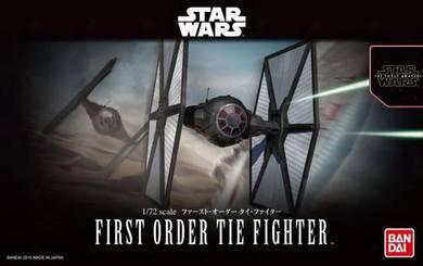 Bandai 1/72 Star Wars First Order Tie Fighter
