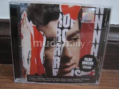 CD Mark Ronson - Version