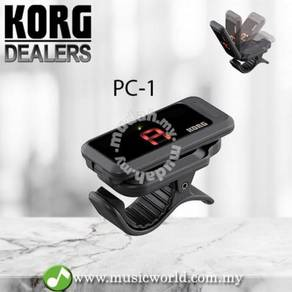 Korg pc1 pitchclip clip-on chromatic tuner (pc-1 /