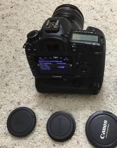 Reason for sale 5d mark iii