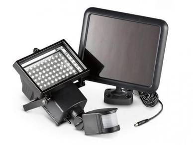 60 LED Lampu Luar Kuasa Solar Motion Sensor