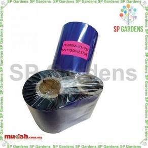 Thermal transfer ribbon ink roll barcode printer
