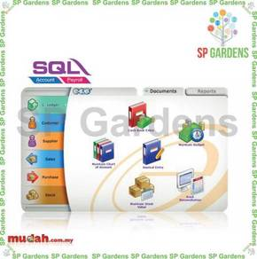 Sql accounting software with gl pl sl gst