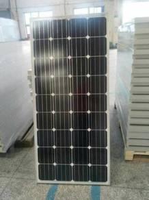150W Monocrystalline Solar Panel - Harga Kilang