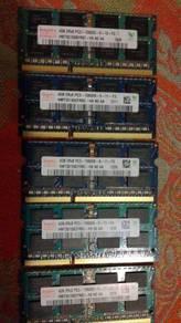 Ram pc3 ddr3 4gb