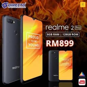PANAS!! REALME 2 Pro (8GB RAM | 128GB ROM)MYset