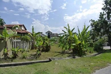 Banglo Lot Mutiara Bangi. Flat Land