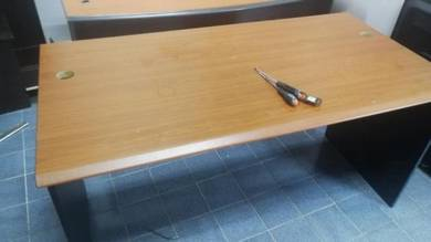 6FT Brown Wooden Office Table TP492