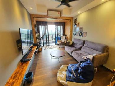 Maya Condominium | Level 21 | Fully Furnished | Fully Renovated