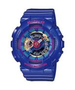 Watch - Casio BABY G BA112 BLUE - ORIGINAL