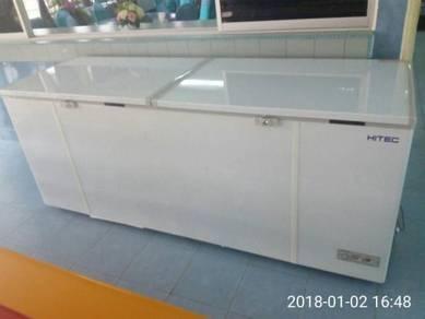 HITEC -Freezer Malaysia - 750L Promosi 2020