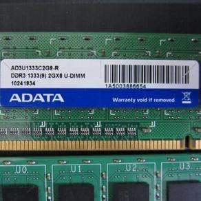 DDR3 2gb ram (1333mhz)