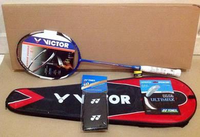 7in1 Victor Bravesword 12 Yonex Package 30lbs