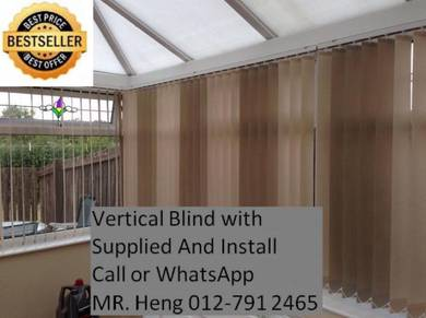 Design Vertical Blind - With install ee1h0e