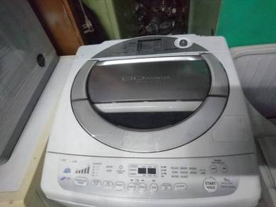 Toshiba 9kg Washer Washing machine mesin basuh