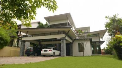 [GITA BAYU] Freehold, Bungalow, URG3NT, Seri Kembangan, Belakong, Pool