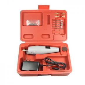Mini Electrodrill Drill, Polish, Grinding Set Kit